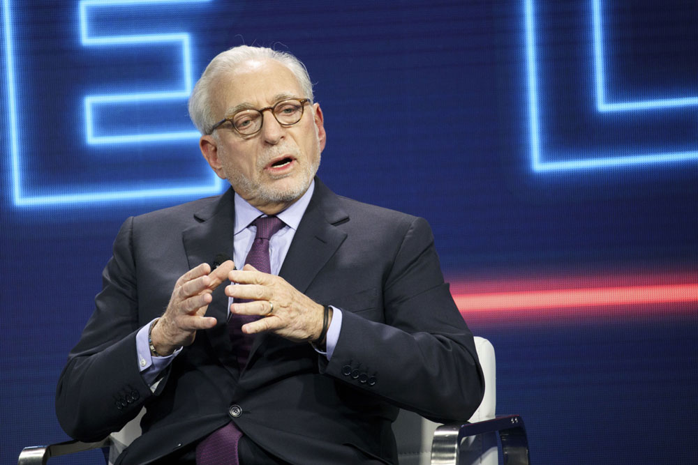 Nelson Peltz, CEO of Trian Fund Management. (Patrick T. Fallon/Bloomberg)