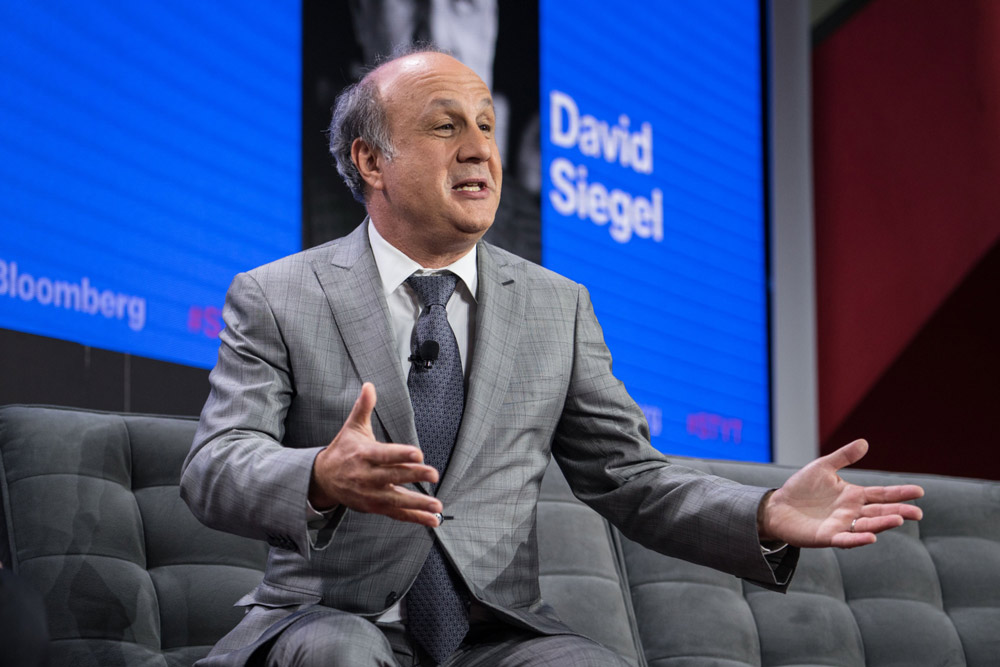 David Siegel, co-founder of Two Sigma Investments. (Misha Friedman/Bloomberg)