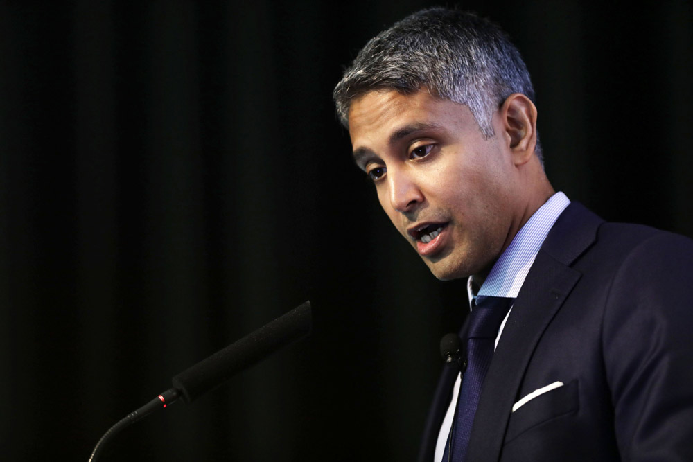 Eashwar Krishnan, CEO of Tybourne Capital Management. (Anthony Kwan/Bloomberg)