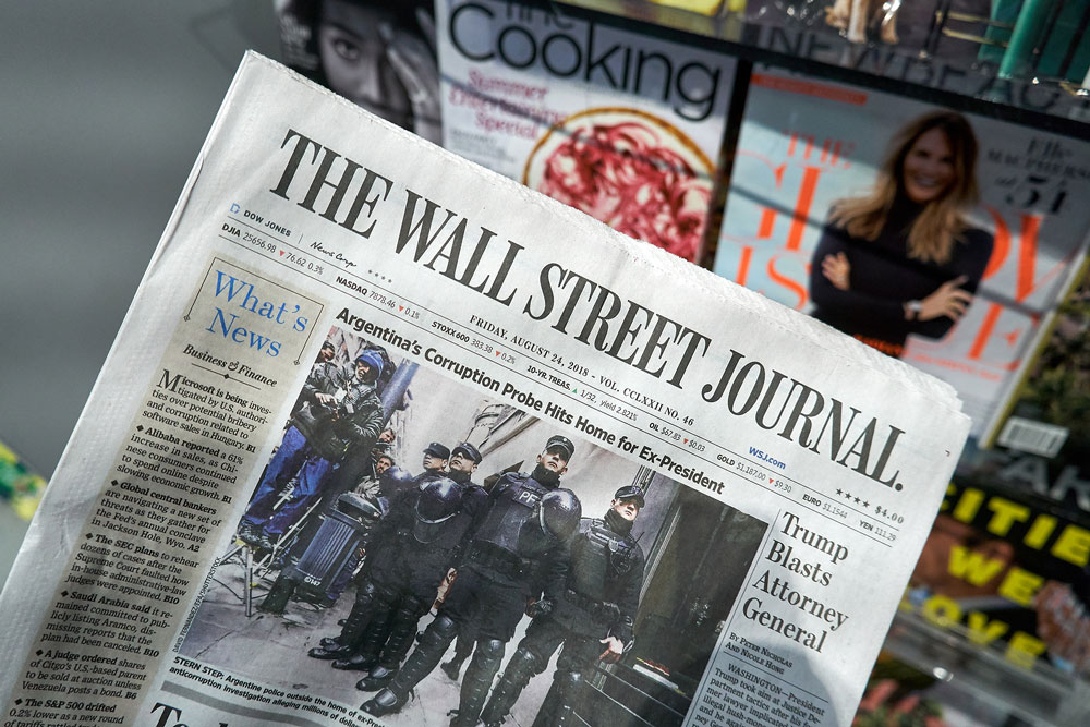 Bridgewater, Wall Street Journal Clash Over Gender Discrimination Report