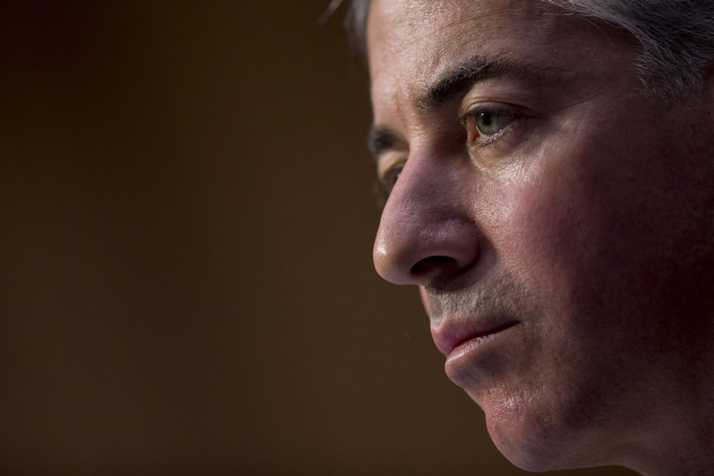 Bill Ackman's Pershing Square Holdings Surges in July