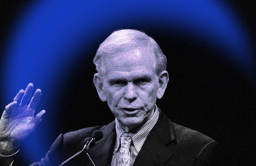 Jeremy Grantham Warns Fed Can't Keep 'Epic Bubble' From Bursting