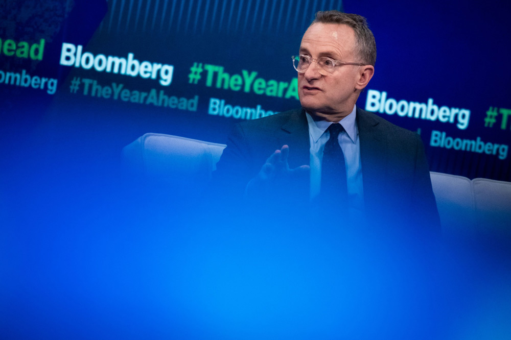 Howard Marks (Mark Kauzlarich/Bloomberg)