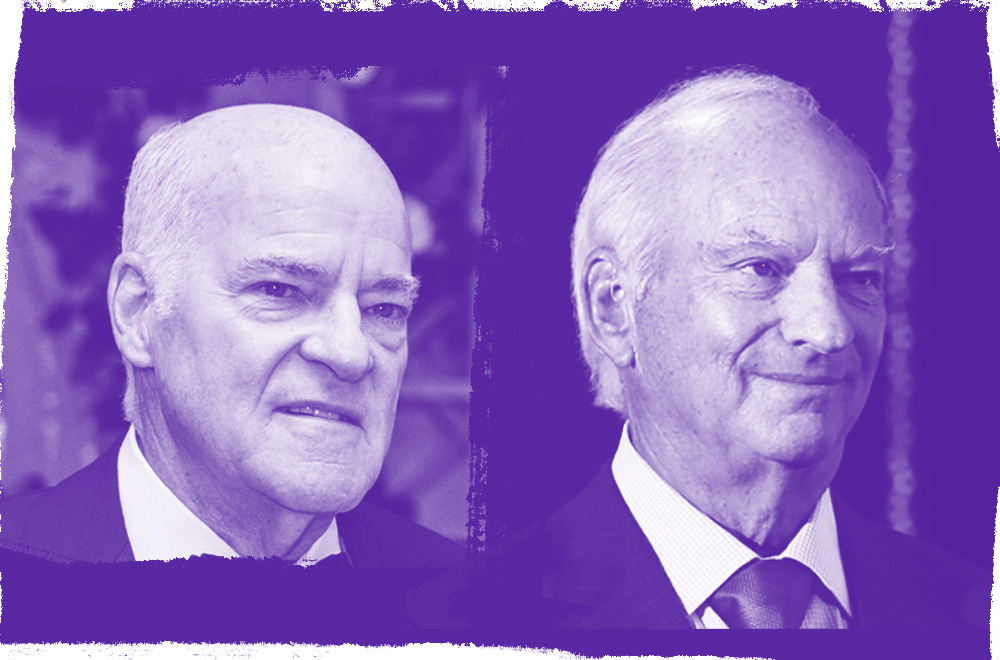 KKR Founders Henry Kravis and George Roberts to Step Down