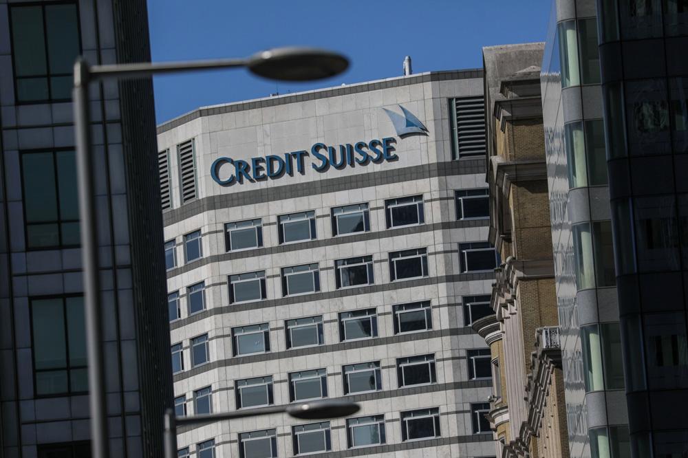 Credit Suisse Takes Hit as York Capital Winds Down Funds