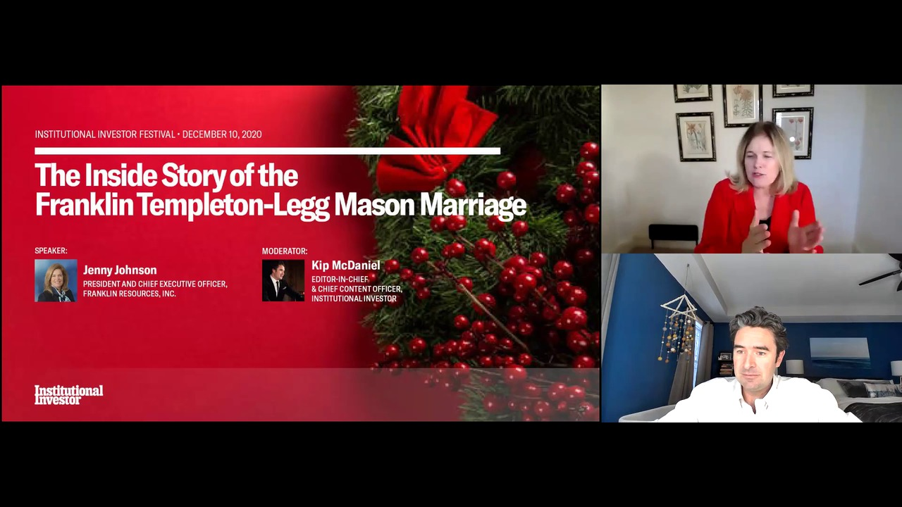 The Inside Story of the Franklin Templeton-Legg Mason Marriage
