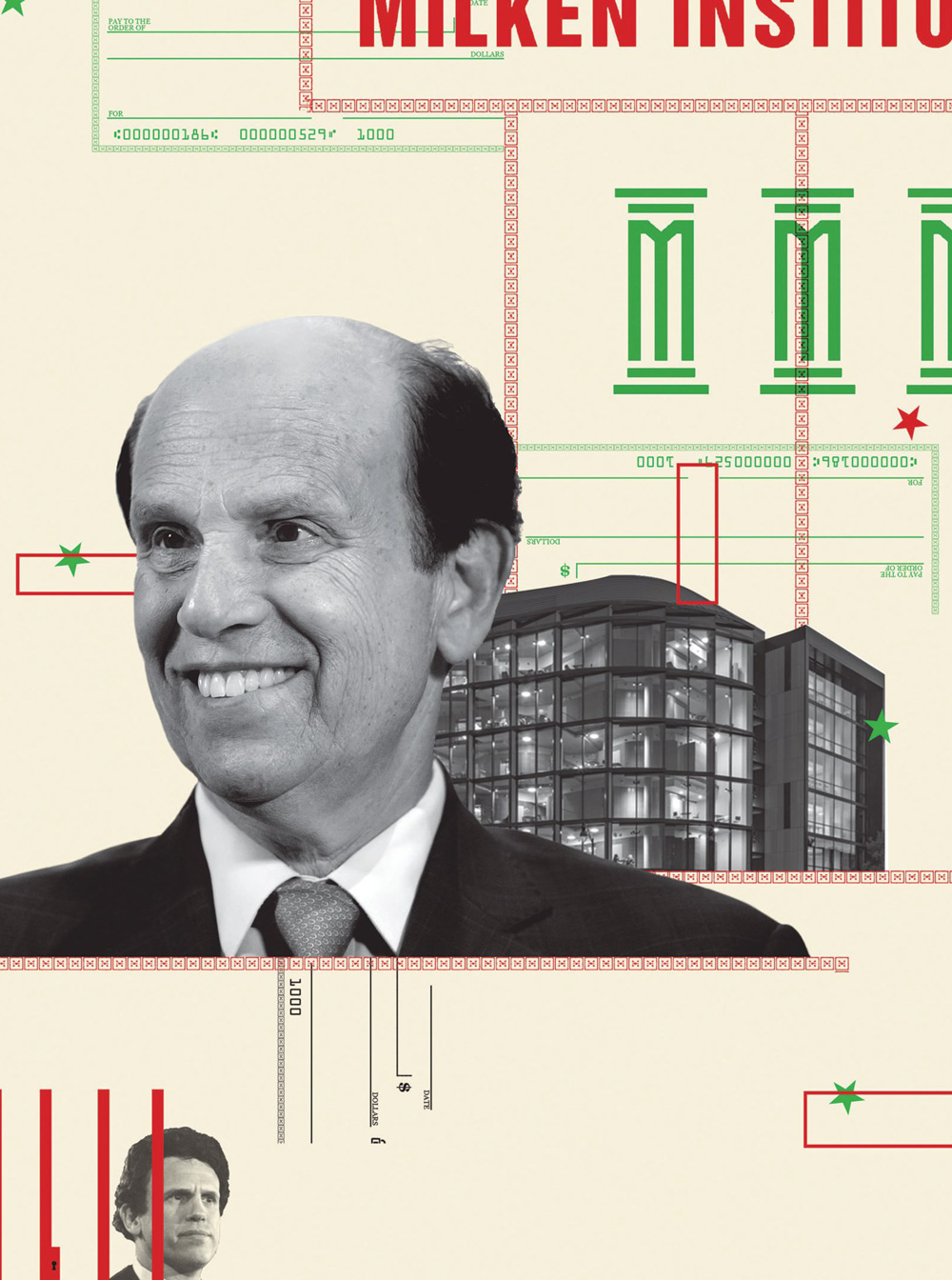 The Michael Milken Project