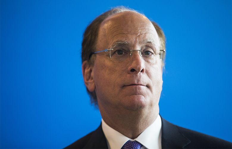 Larry Fink to CEOs: Contribute to Society or Lose BlackRock's Investment