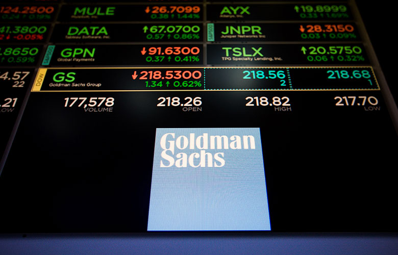 Goldman Sachs' Investment Management Wins