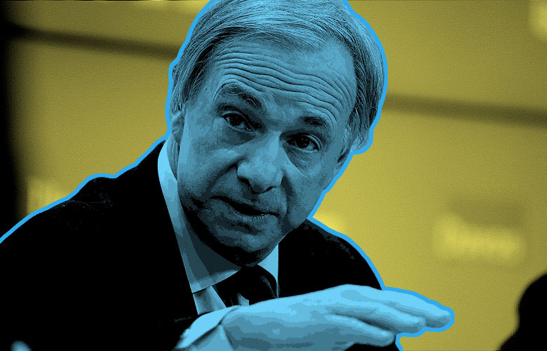 Bridgewater's Ray Dalio Squares Off With Central Bankers in Davos