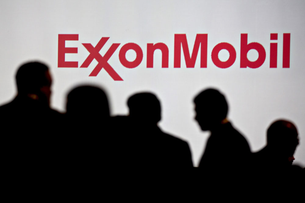 ExxonMobil Investment Chief Steps Down