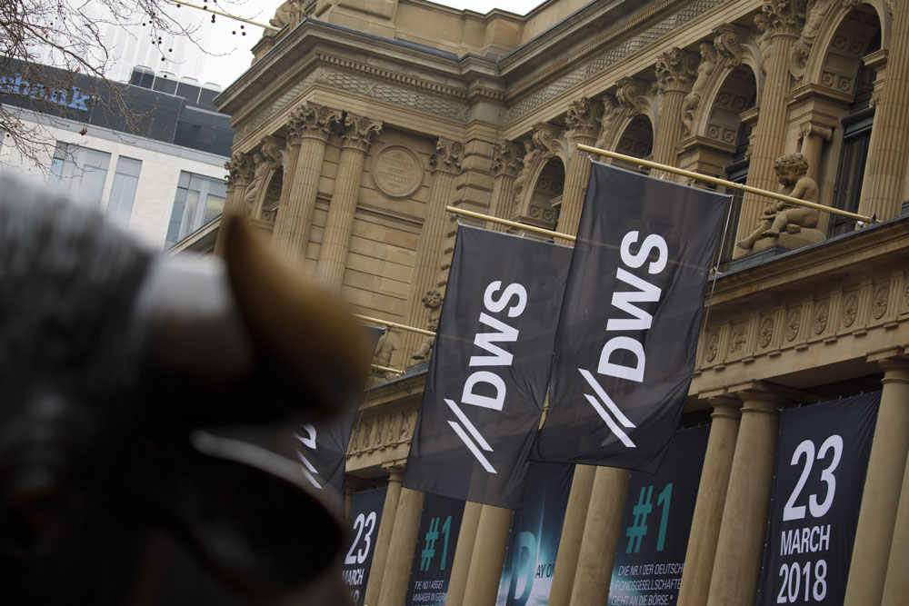 DWS Group Names New CEO