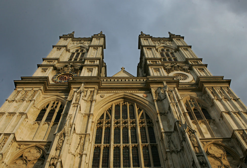 Westminster Abbey (Suzanne Plunkett/Bloomberg)
