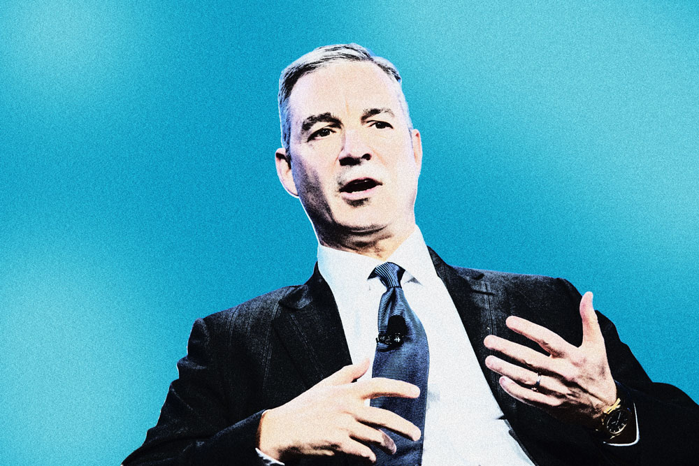 Daniel Loeb, chief executive officer of Third Point. (David Paul Morris/Bloomberg)