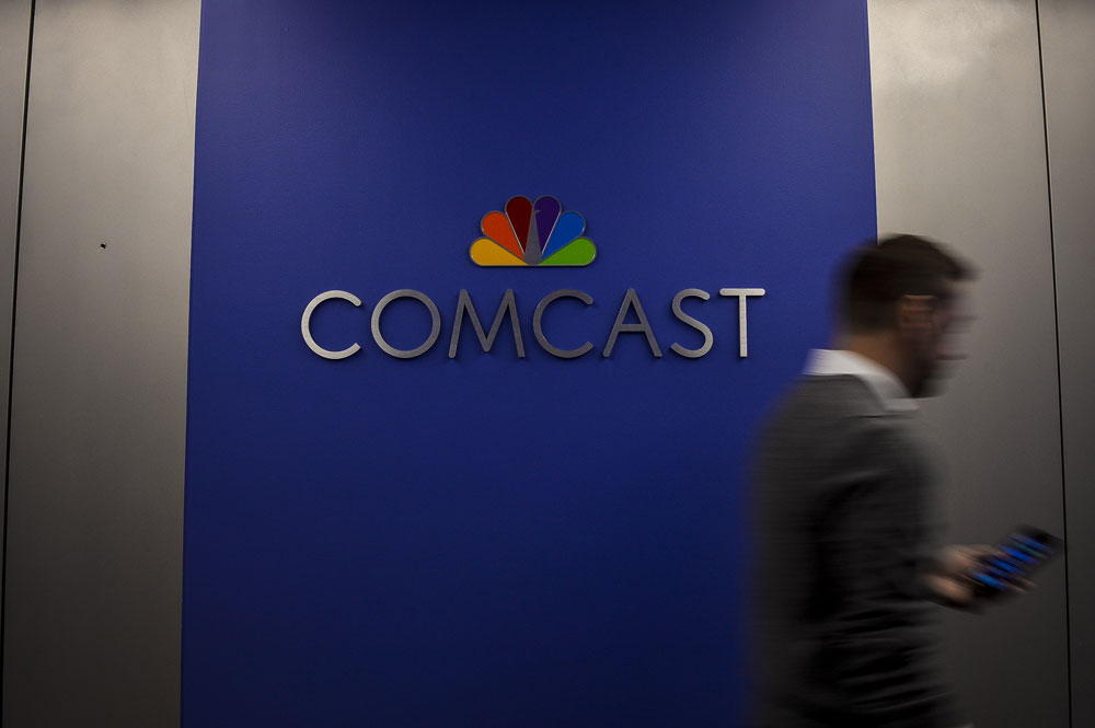 Pension Plans, Insurance Companies Drive $27 Billion Comcast Bond Deal