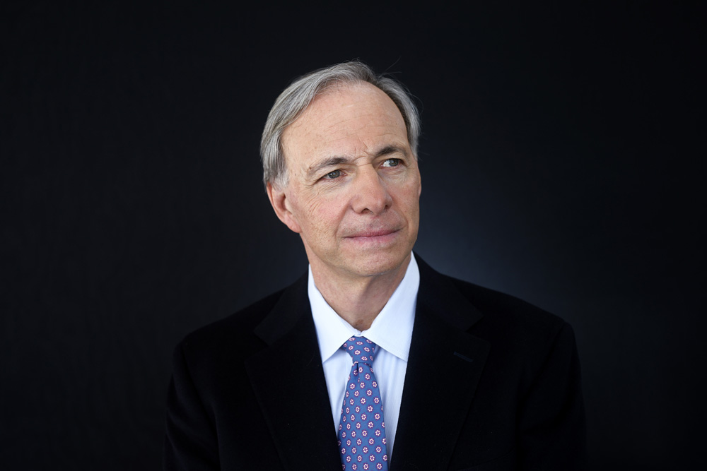 Ray Dalio Is Worried About Markets — but Bullish on China