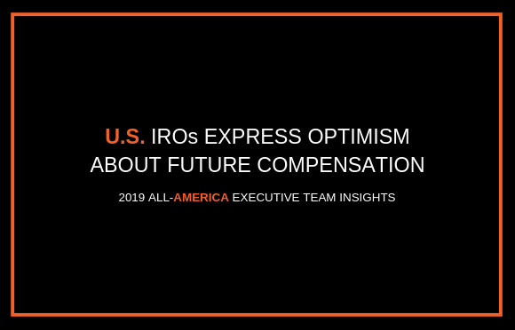 U.S. IROs Express Optimism About Future Compensation