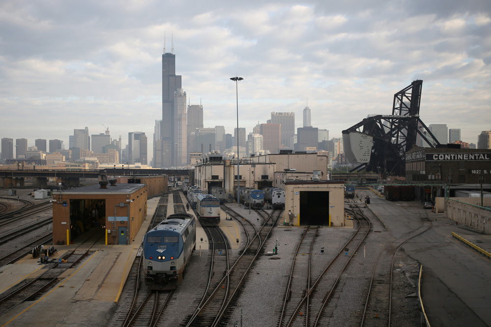 Chicago, Illinois. (Luke Sharrett/Bloomberg)