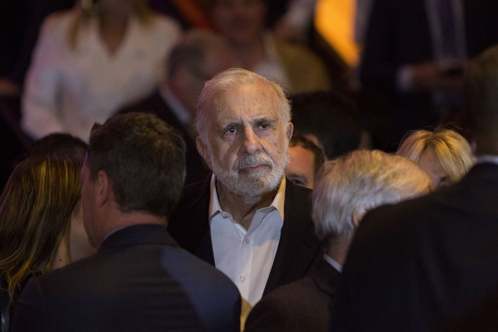 Carl Icahn's Investments Turn Red in the Third Quarter