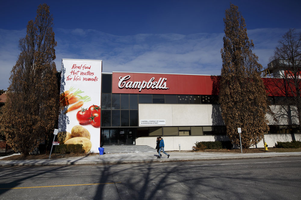 Third Point Offers Compromise in Campbell Soup Fight