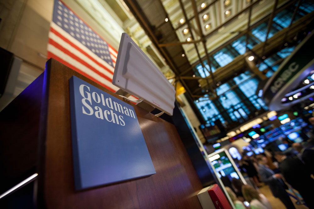 Goldman Acquires Software Firm in Tech Push