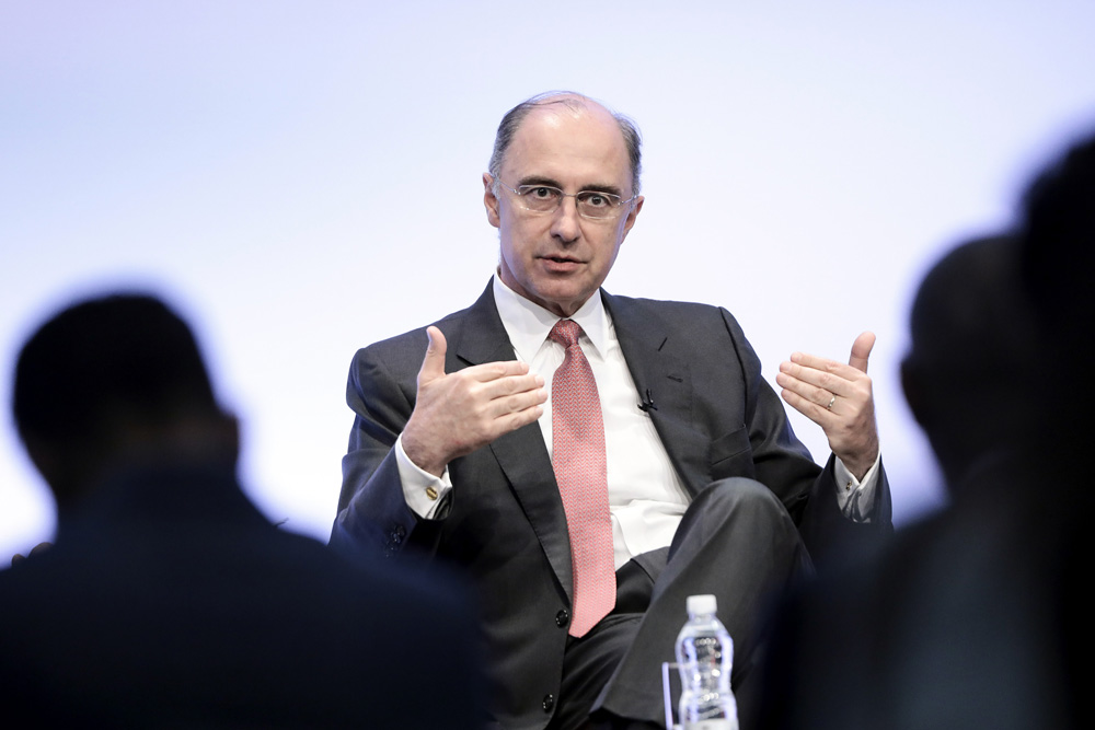 Hedge Fund Firm CQS Hires Xavier Rolet as CEO