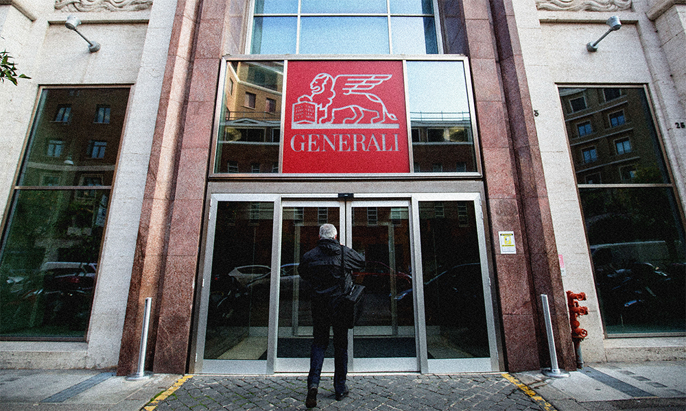Generali Buys Fund Manager From Bank of America in Multi-boutique Push