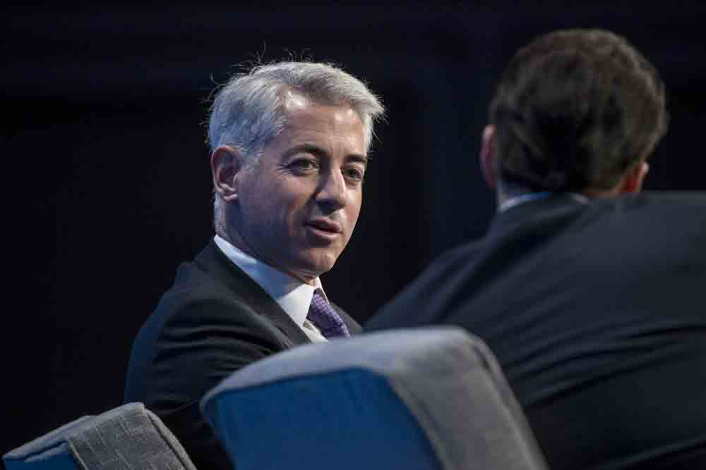 Bill Ackman, Pershing Square Capital Management (David Paul Morris/Bloomberg)