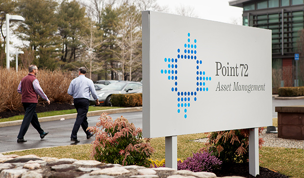 Point72 Asset Management, Stamford, CT (Emile Wamsteker/Bloomberg)