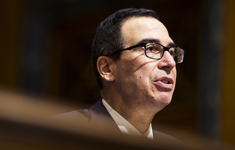 Mnuchin to Stop Hedge Funds From Using New Tax Loophole