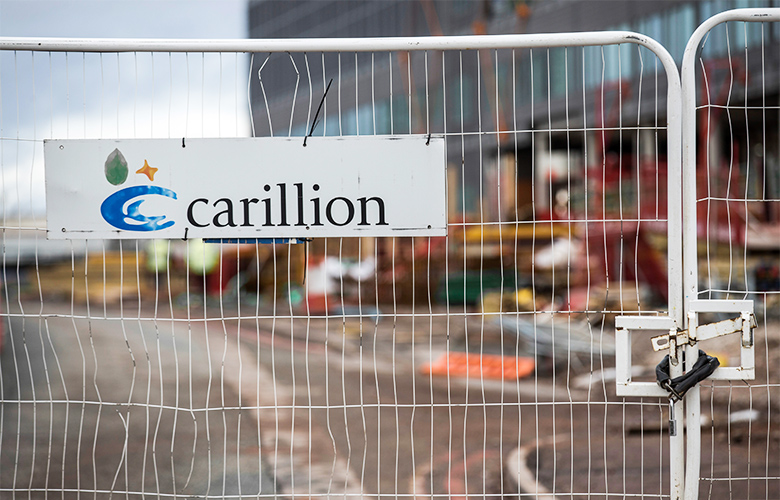 Carillion Bosses Grilled on Pension Priorities