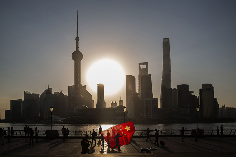 Shanghai, China (Qilai Shen/Bloomberg)
