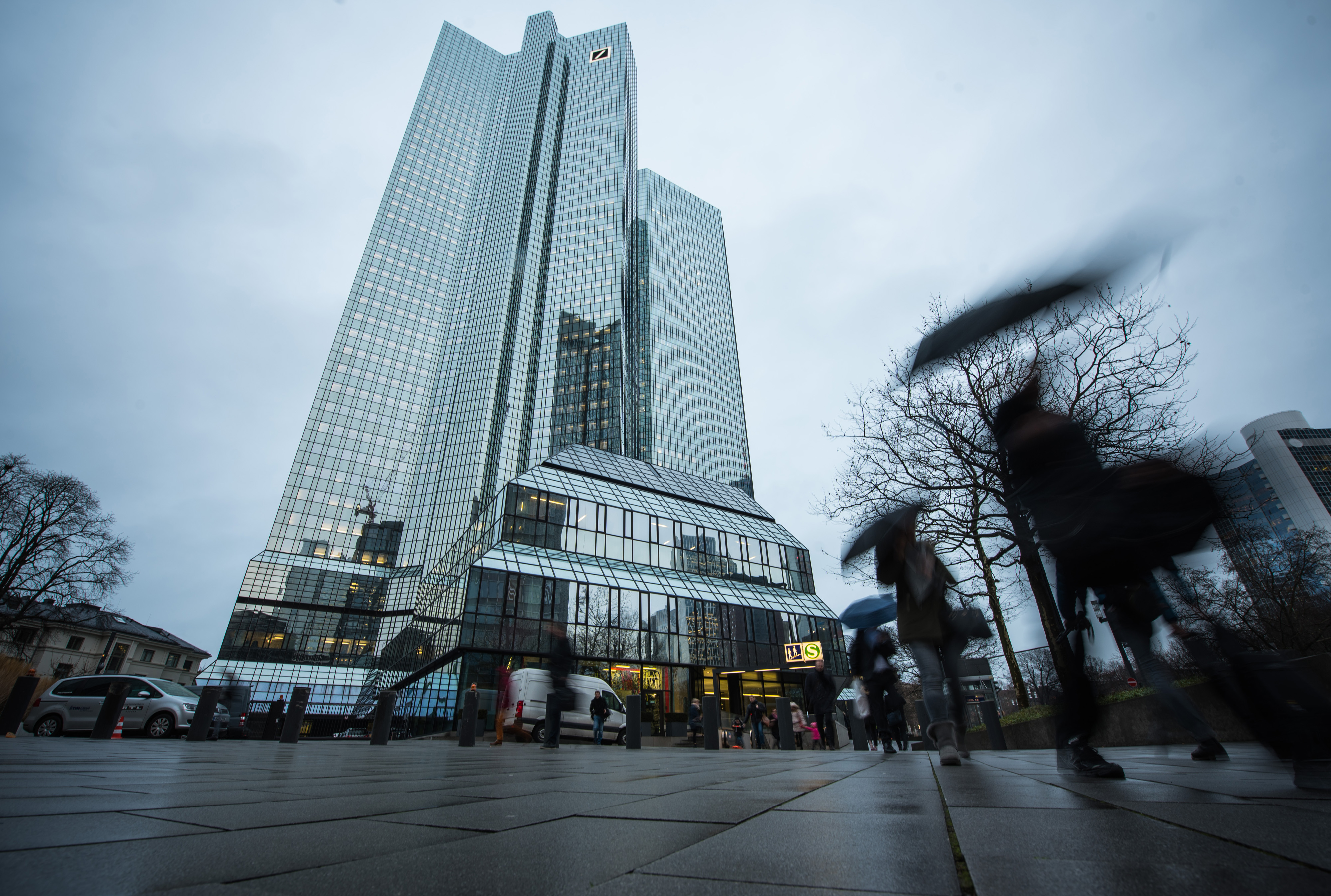 Deutsche Bank, J.P. Morgan Lead Europe Equity Sales