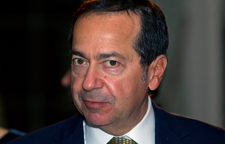 Paulson's Hedge Fund Lays Off Staff