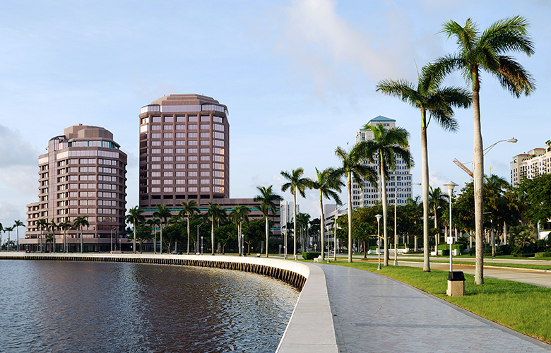 Lighthouse Investment Partners is based in Palm Beach Gardens, Florida (Bigstock)