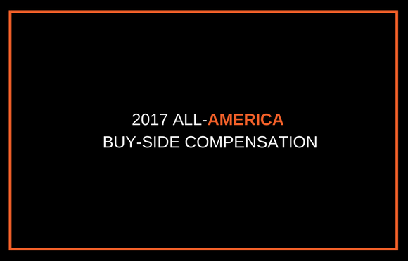 2017 All-America Buy-Side Compensation Highlights