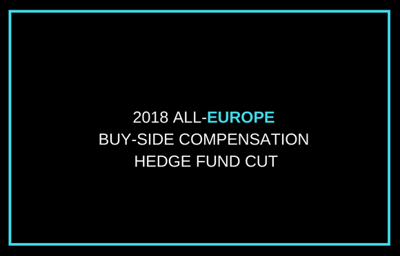 2018 All-Europe Buy-Side Compensation Hedge Fund Cut