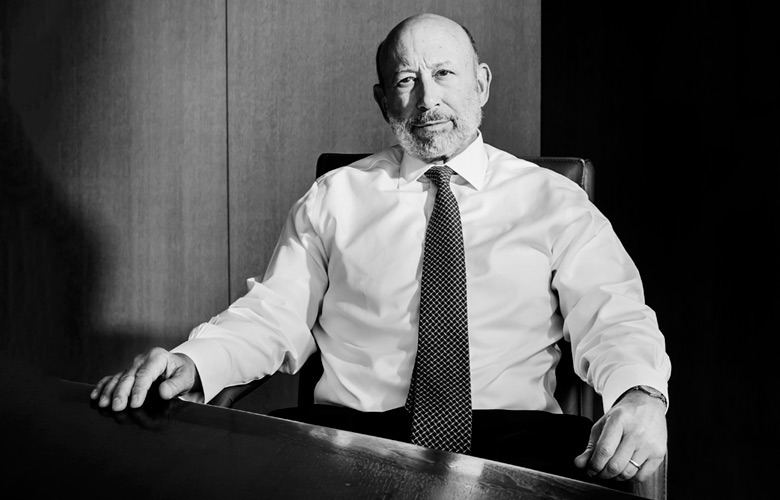 Lloyd Blankfein (Photo credit: Dina Litovsky)