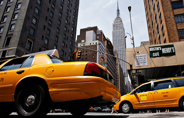 What Taxi Data Show About Meetings Between Fed, Major Banks