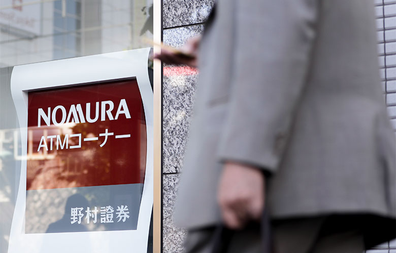 Nomura Tops Japan's Corporate Access Providers