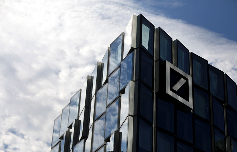 Deutsche Bank to Scale Back U.S. Business, Lay Off Staff