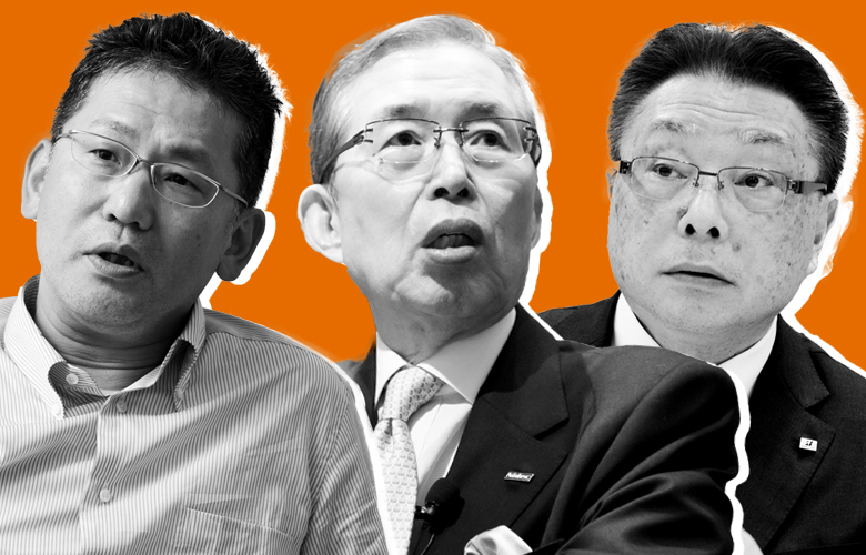 The CEOs Breaking New Ground in Japan