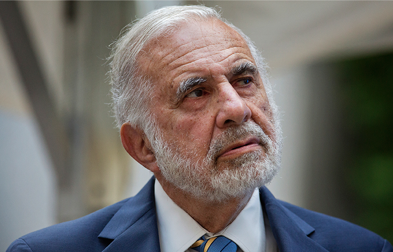 Carl Icahn Rocks Herbalife Shareholders Over Stock Sale