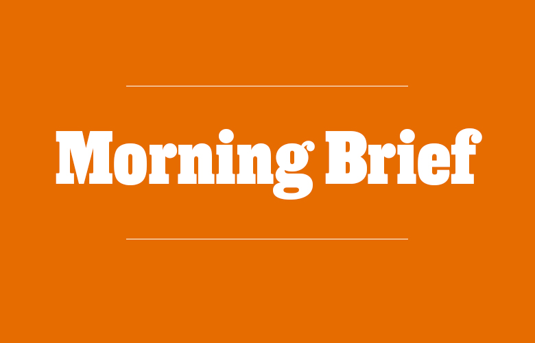 Morning Brief: Fitch Warns About Pershing Square Holdings
