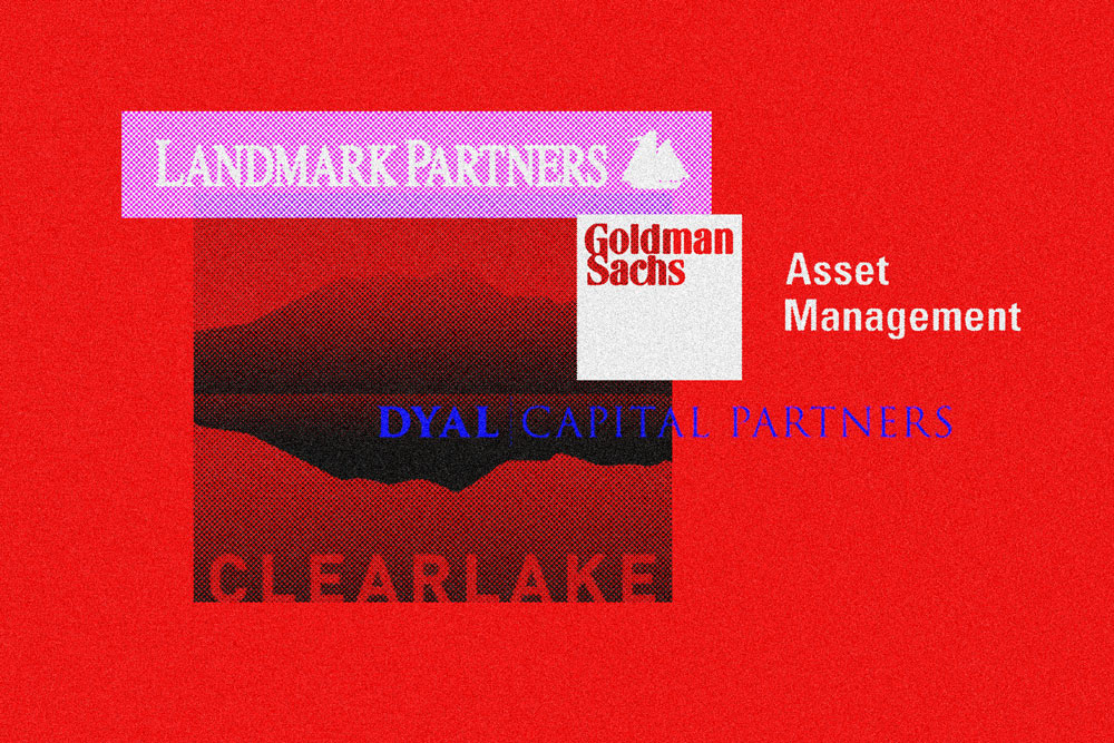 Clearlake Attracts Minority Investment From Dyal, Goldman, Landmark