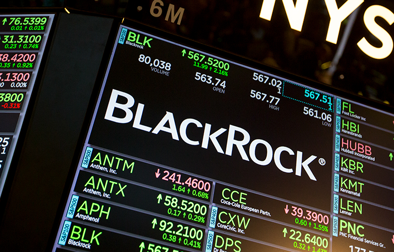 BlackRock Deepens Wealth Management Push With Deal Backing Startup