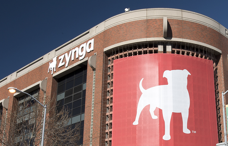 Zynga Inc. headquarters in San Francisco (David Paul Morris/Bloomberg)