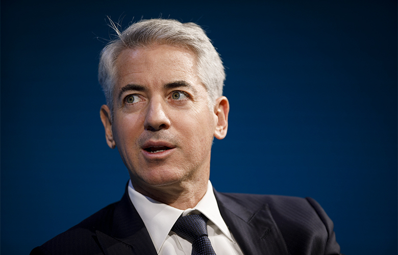 Bill Ackman's Big Month Boosts Pershing Square