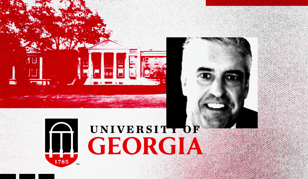John F. Mangan Jr. (Photo via University of Georgia Foundation website)