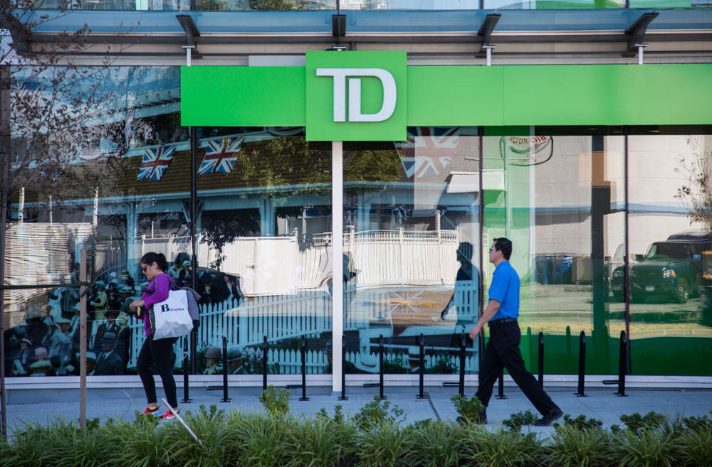 After Acquisition, TD Bank to Surpass RBC as Canada's Largest Money Manager
